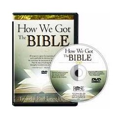 DVD-How We Got The Bible