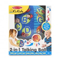 Toy-2-In-1 Talking Ball...