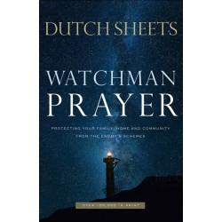 Watchman Prayer (Repack)