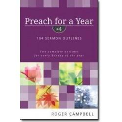Preach For A Year 4