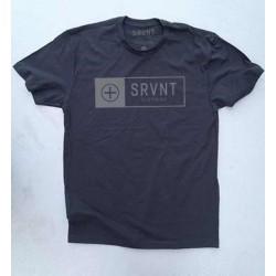 Tee Shirt-Srvnt Logo Box...