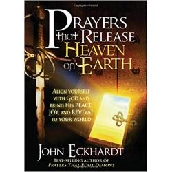 Prayers That Release Heaven...