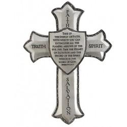 Wall Cross-Armor Of God...