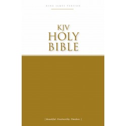 KJV Economy Bible-Softcover