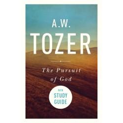 Pursuit Of God W/Study Guide